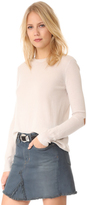 6397 Slash Cashmere Sweater