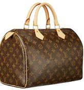 Monogram Canvas Speedy 30