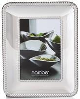 "Nambe Braid 4"" x 6"" Frame"