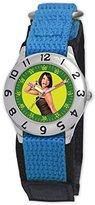 Disney Kids' D055S502 High School Musical Taylor Blue Velcro Watch