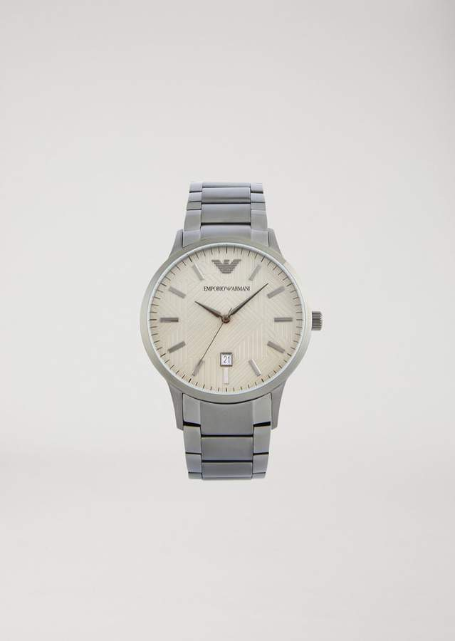 Emporio Armani Stainless Steel Watch 11120
