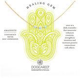 Dogeared Amazonite Healing Gem Necklace