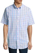 Brooks Brothers Multicolored Gingham Sportshirt