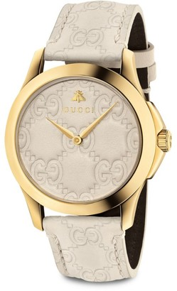 Gucci G-Timeless Signature Watch