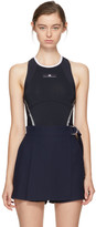 adidas by Stella McCartney Navy Barricade Climacool Tennis Tank Top