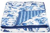 Martha Stewart Reversible Watercolour Rose Quilt