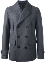 Belstaff double breasted peacoat