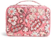 Vera Bradley Large Blush & Brush Makeup Case