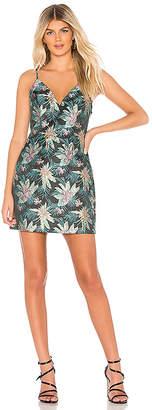 by the way. Suri Brocade Mini Dress