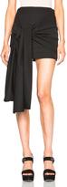 Stella McCartney Tuxedo Cloth Peggy Skirt