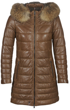 Oakwood MARY women's Jacket in Brown