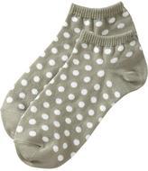 Old Navy Women's Polka-Dot Liner Socks