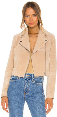 Soia & Kyo Elaine Moto Jacket
