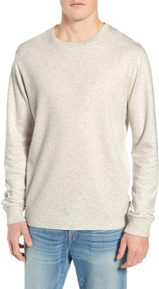 Frame Classic Fit Long Sleeve Crewneck T-Shirt