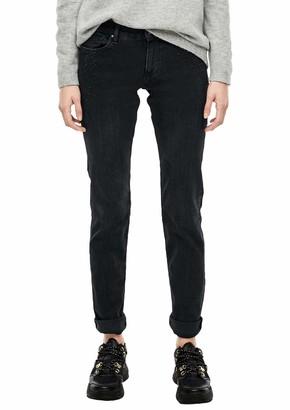S'Oliver Women's 14.911.71.5778 Slim Jeans
