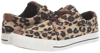 Roper Angel Fire (Black Tan/Brown Leopard Canvas) Women's Shoes