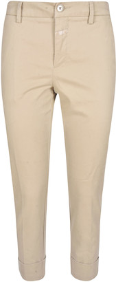 Closed Fitted Trousers