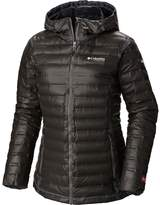 Columbia Titanium Outdry EX Gold Hooded Down Jacket - Women's