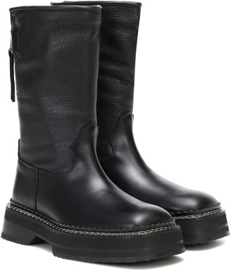 Eytys Tucson leather boots