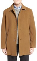Cole Haan Men's Italian Wool Blend Overcoat