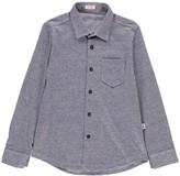 Il Gufo Check Jersey Shirt