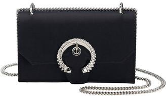 Jimmy Choo Paris Buckle Chain Clutch Bag