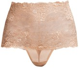 Wacoal High-Waist Lace Thong