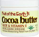 Fruit of the Earth Cocoa Butter Cream Jar, 4 oz.