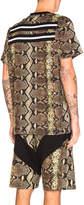 Givenchy Python Print Tee