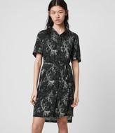 AllSaints Athea Strength Dress