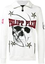 Philipp Plein skull sweatshirt - men - Cotton - M
