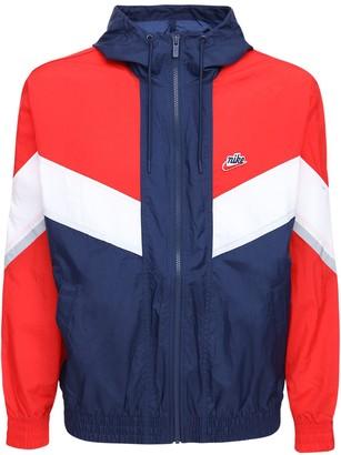 Nike Windrunner Woven Nylon Track Jacket
