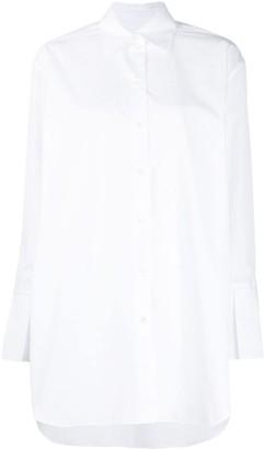 Valentino A-line buttoned shirt