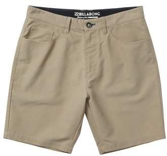 Billabong Outsider X Surf Corduroy Hybrid Shorts