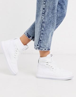 Jordan Nike Air 1 Nova trainers in white