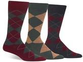 Polo Ralph Lauren Argyle Trouser Socks - Pack of 3