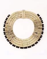 Rosantica Cleopatra Beaded Collar Necklace