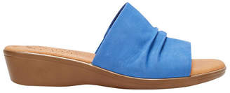 Hush Puppies Carly Blue Sandal
