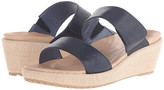 Crocs A-Leigh 2-Strap Mini Wedge