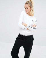 Tommy Hilfiger Classic White Sweatshirt