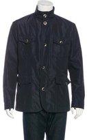 Etro Iridescent Lightweight Jacket