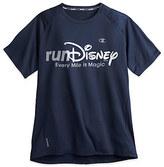 Disney runDisney Vapor® Performance Tee for Men by Champion®