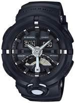 Casio Men's G Shock GA500-1A Rubber Quartz Sport Watch