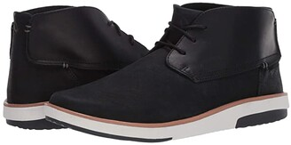 OluKai Kalia Puki (Black/Black) Men's Shoes