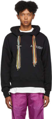 Ambush Black Multi Cord Logo Hoodie