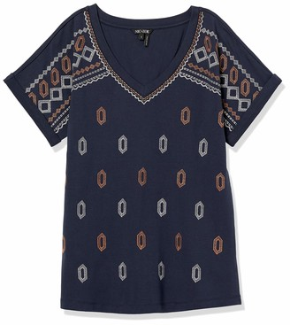 Nic+Zoe Women's Links Tee
