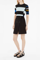 Proenza Schouler Stripe Ribbed Knit