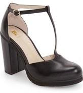 BC Footwear 'Local II' T-Strap Pump (Women)