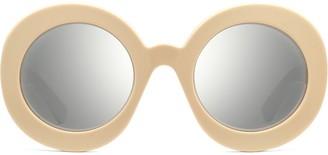 Gucci Oversized Round-Frame Sunglasses