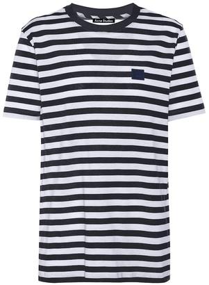 Acne Studios Striped cotton-jersey T-shirt